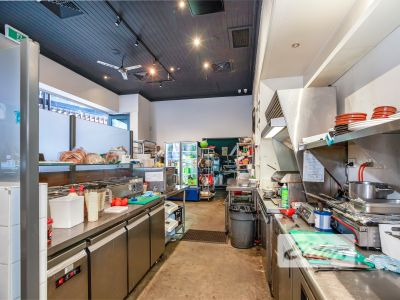 TURN KEY CAFE IN THE HEART OF SOUTH BRISBANE!