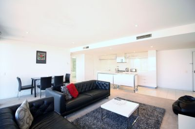Highly sought tower 5 furnished two bedroom apartment