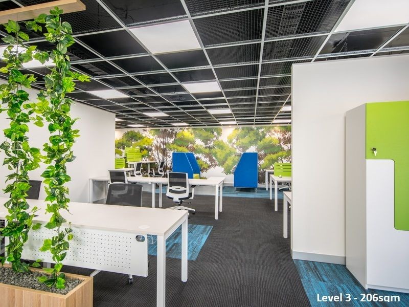 Level 3 Hip Fit out! Near Central Station Brisbane