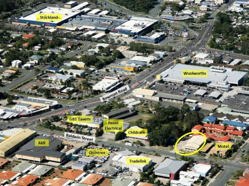 Highly Visible in Highly Sought After Location