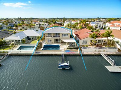 PURCHASED ELSEWHERE..... PRIME 19m* WATERFRONTAGE