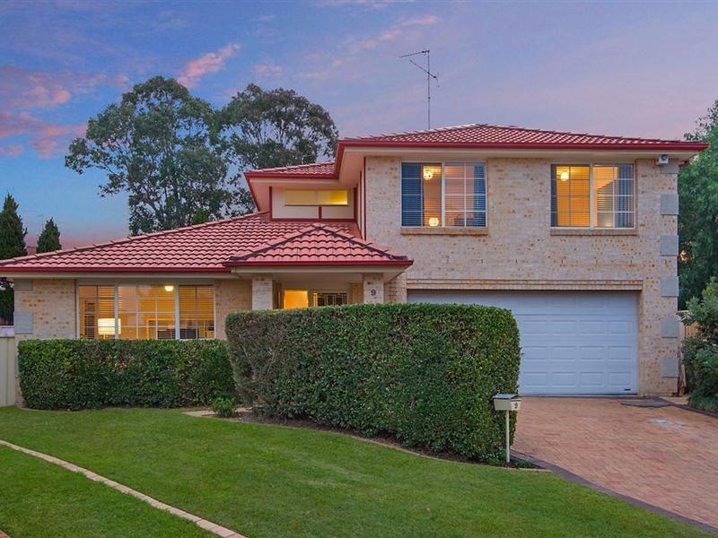 9 Karinya Place, Kellyville NSW 2155