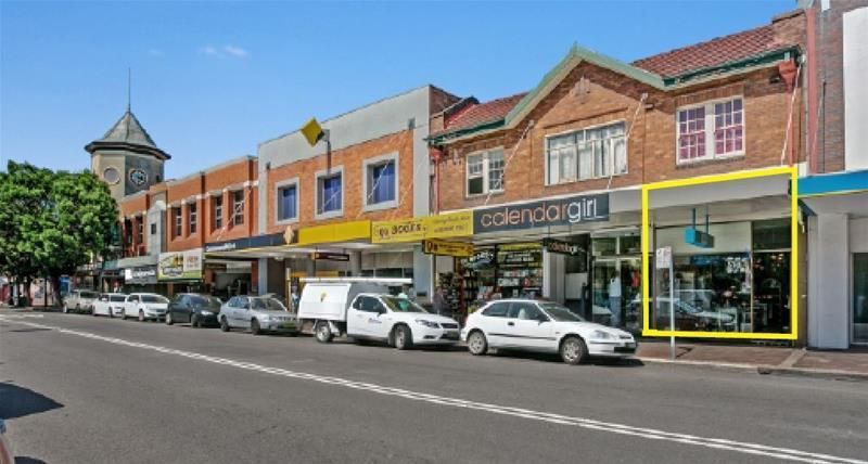 Office or Retail - Beaumont Street