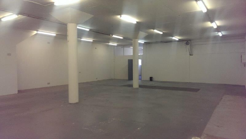 SOLD - WAREHOUSE WITH SMALL OFFICE