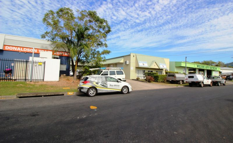 Easy Access Onto Arterial Road Strata Titled Warehouse - For Sale Or Lease