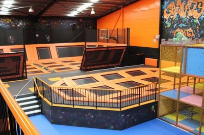 Newly Established Trampoline Park