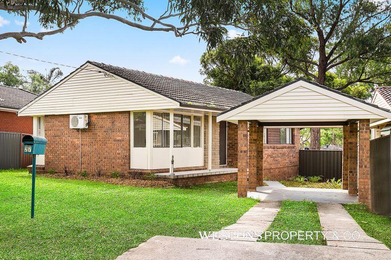 27 Goodacre Avenue, Winston Hills NSW 2153