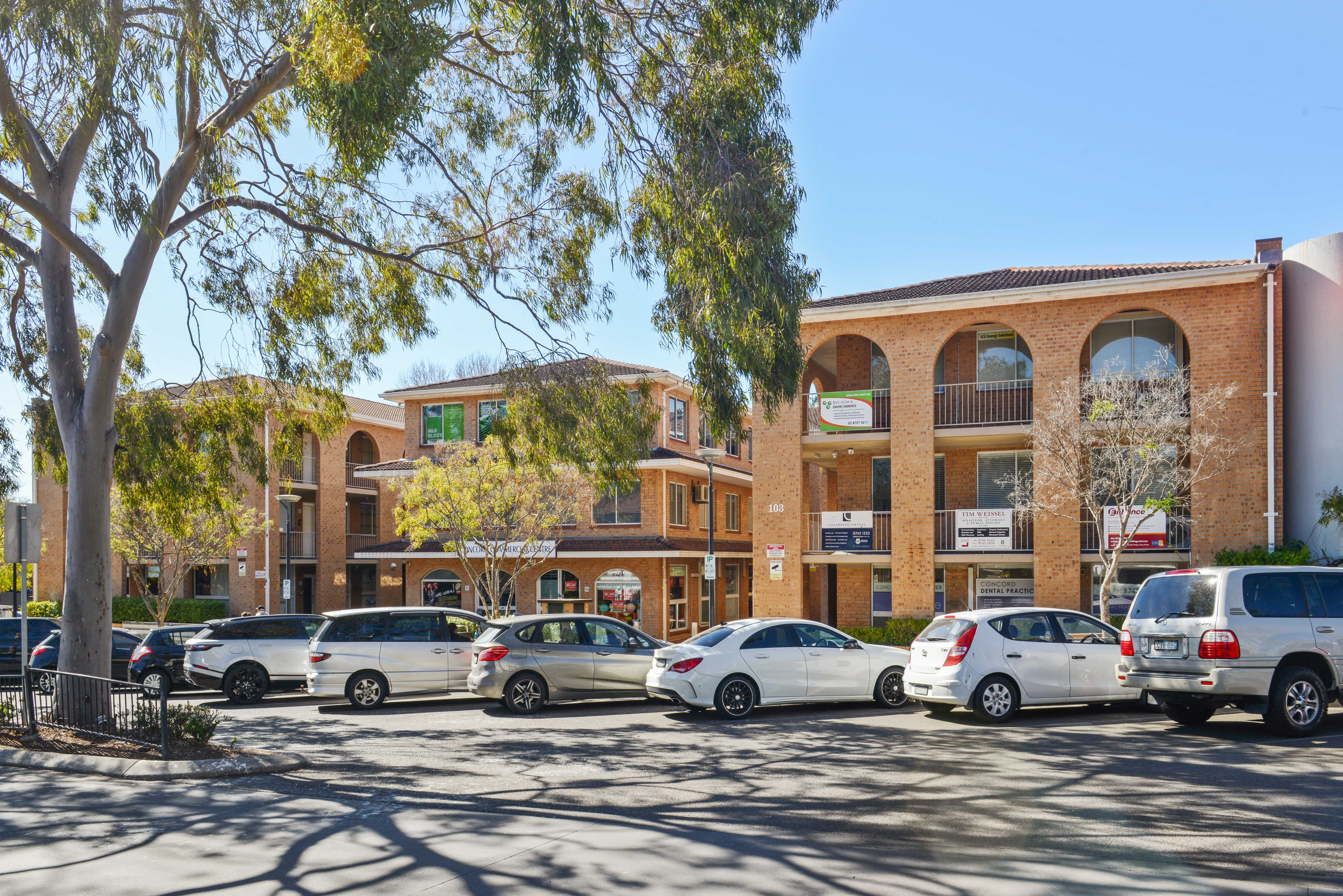 36 & 37/103-111 Majors Bay Road, Concord NSW 2137