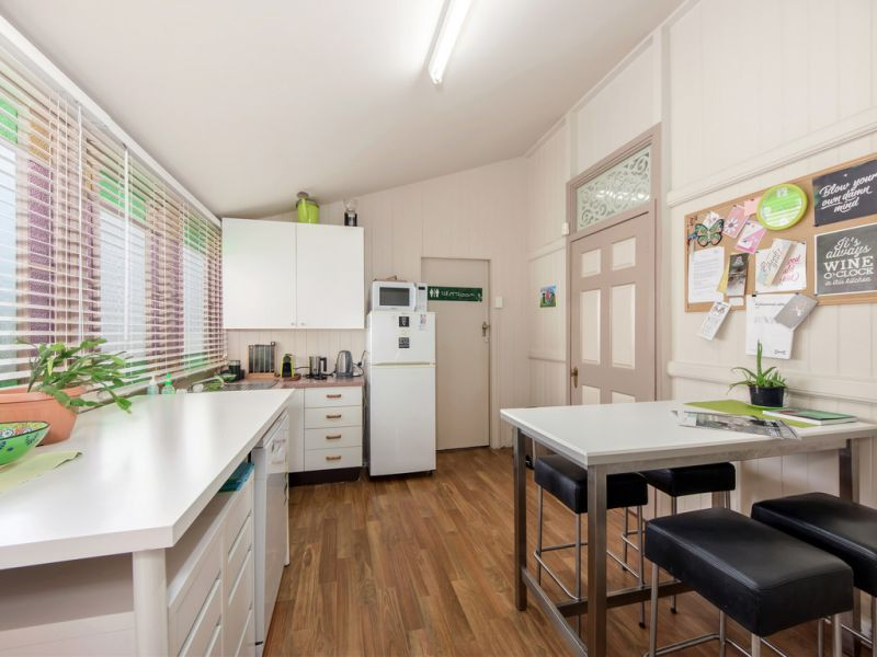 Upmarket Ipswich CBD Property For Part Lease