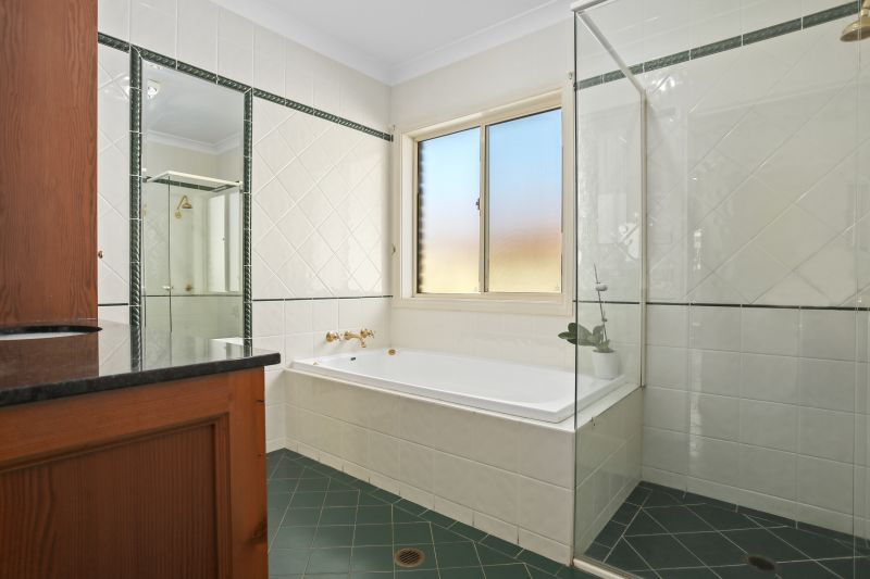 Situated on an elevated 616sqm block