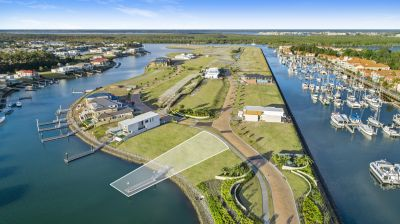 Superb Waterfront Land in Australia's Premier Resort