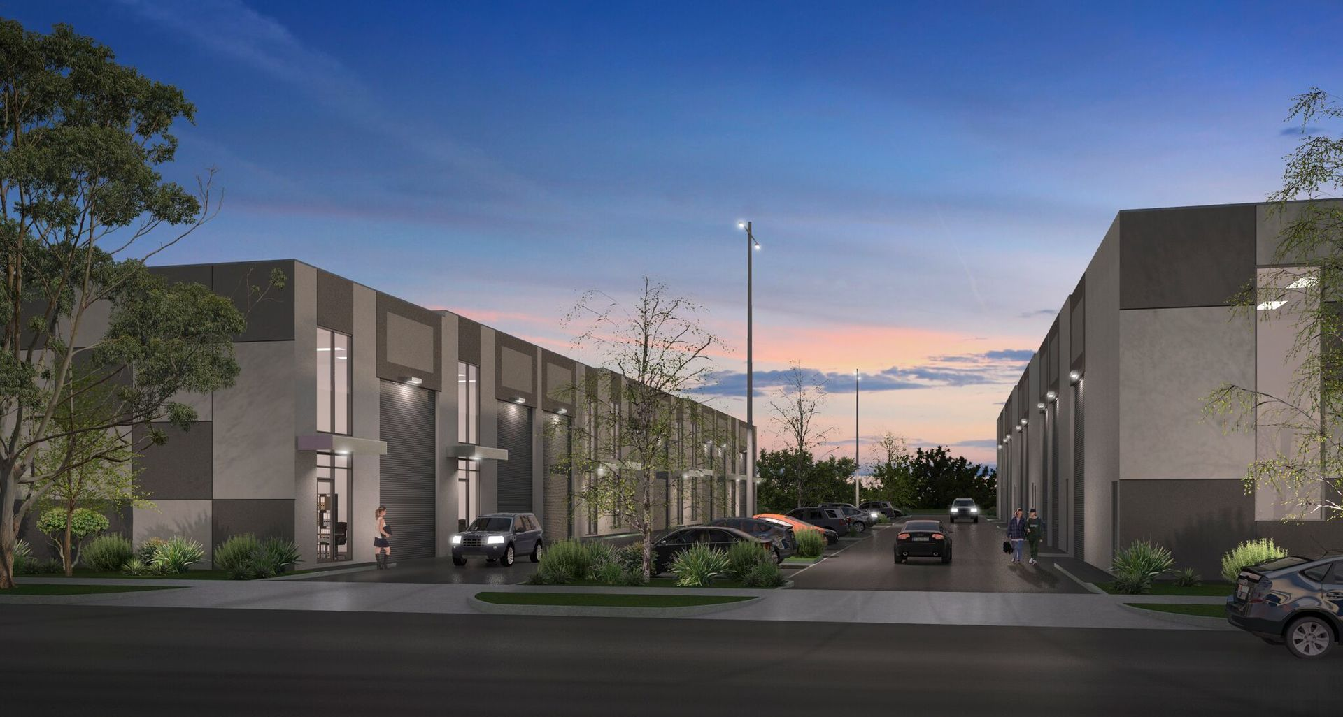 Warehouses for Lease CONSTRUCTION STARTING EARLY 2019