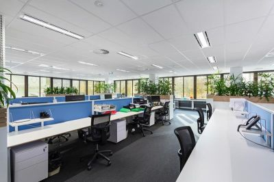 St Kilda Road's Best Fully Fitted Office Now Available