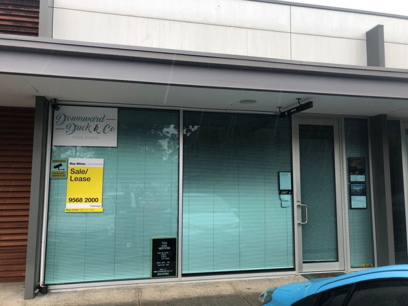 ENTRY LEVEL GROUND FLOOR OFFICE – PRICED TO SELL!