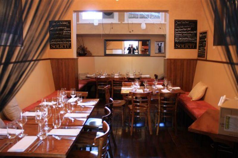 Restaurant Solicit - A rare find!