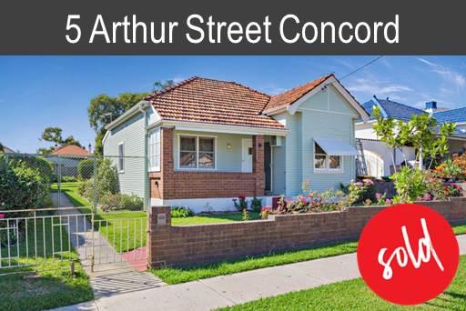 P Thornton | Arthur St Concord