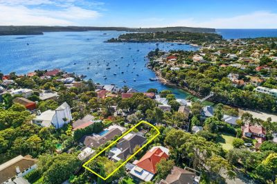 Traditional Family Home offers 1,037sqm Sundrenched Gardens + Views. Explore The Possibilities, Enjoy The Views And Stroll To The Beach.