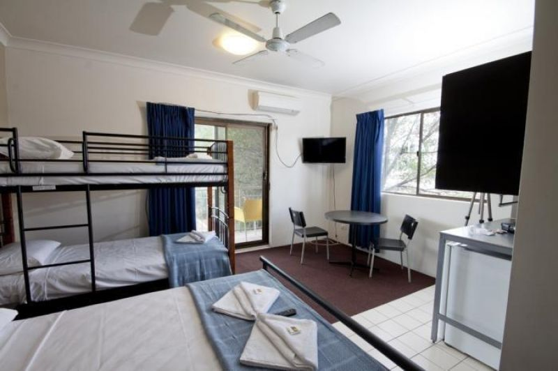 FREEHOLD MOTEL - WOOLLOONGABBA - EXCLUSIVE