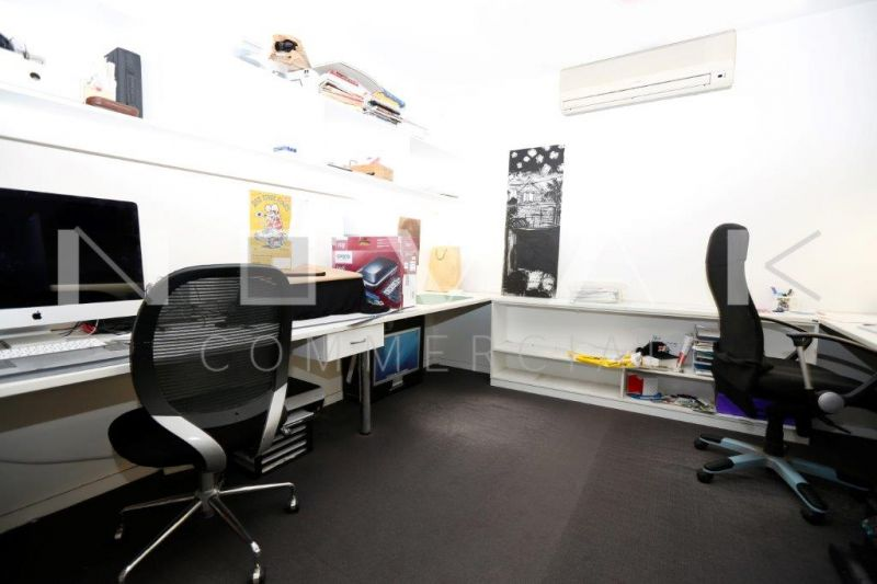 AMAZING OFFICE SPACE SET OVER 2 LEVELS! TAKE 1 OR TAKE BOTH…