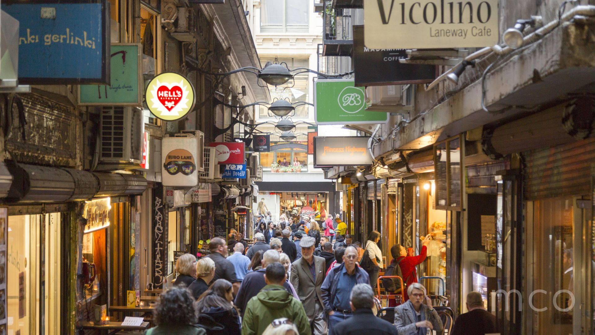 Perfect opportunity for a small business to move into the heart of Melbourne CBD