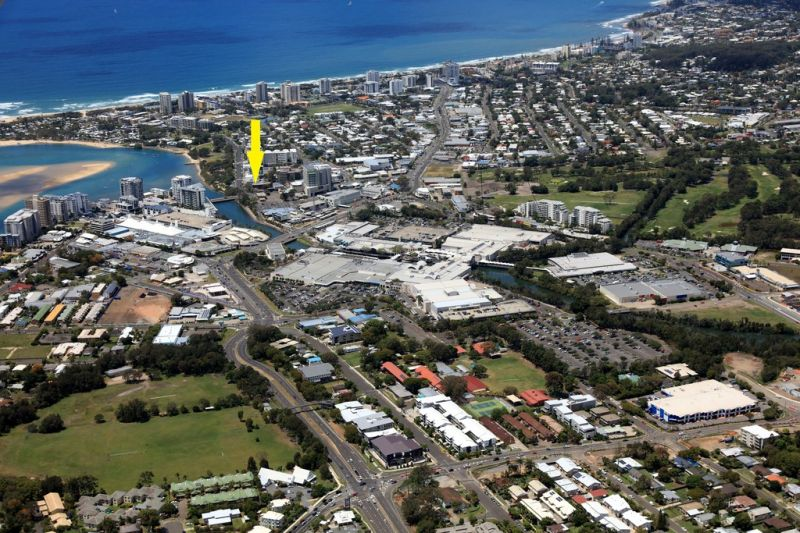 Freestanding Office in Maroochydore CBD For lease