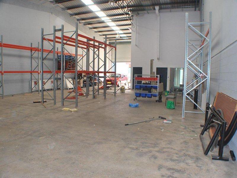 Ingleburn Industrial Unit