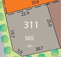 Lot 311 White Cedar Ave Claremont Meadows, Nsw