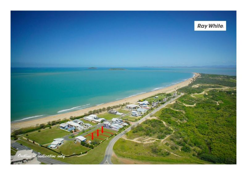 MACKAY HARBOUR VACANT LAND - 3 LOTS