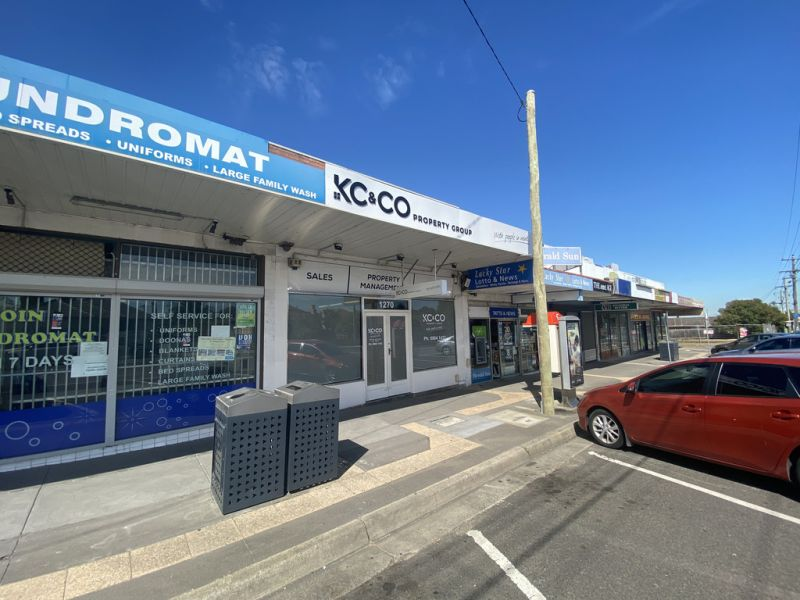 RETAIL FREE-HOLD WITH BRAND NEW THREE YEAR LEASE