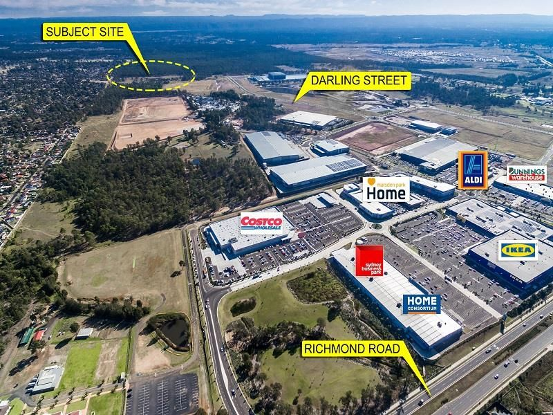 Secure your Future | North West Sydney Fully Serviced Industrial Land Subdivision