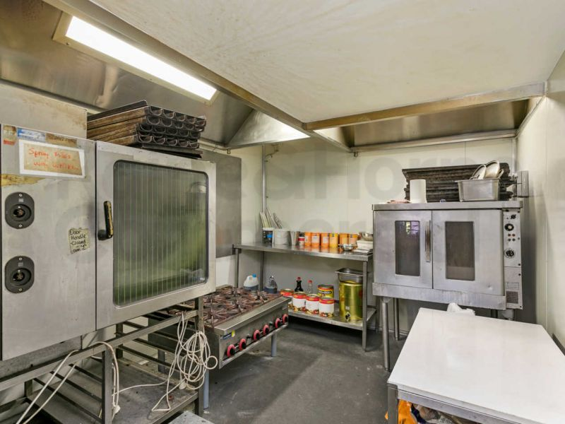 Commercial Kitchen Ready To Go