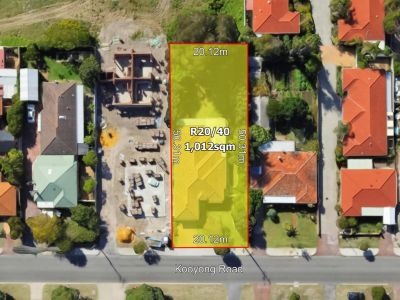 HUGE 1,012 SQM BLOCK ZONED R20/40, WITH A SPACIOUS HOME IN A GREAT LOCATION!