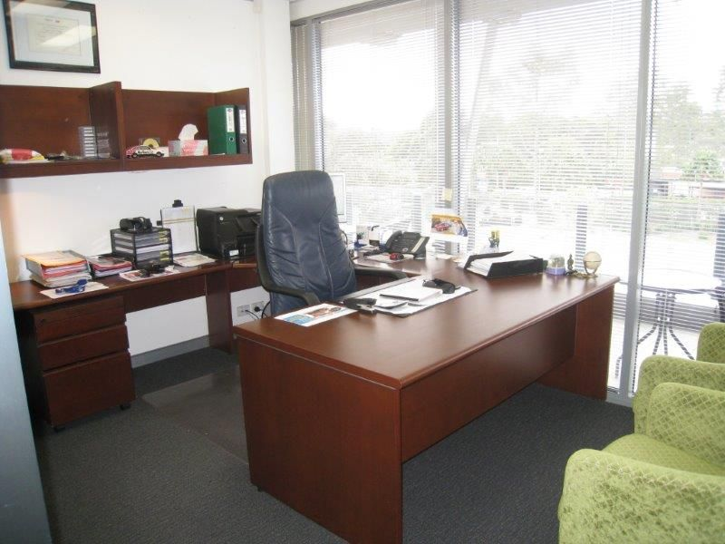 MODERN OFFICE SUITE – QUALITY INCLUSIONS