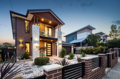 Gorgeous Duel-level Home in Quiet Setting