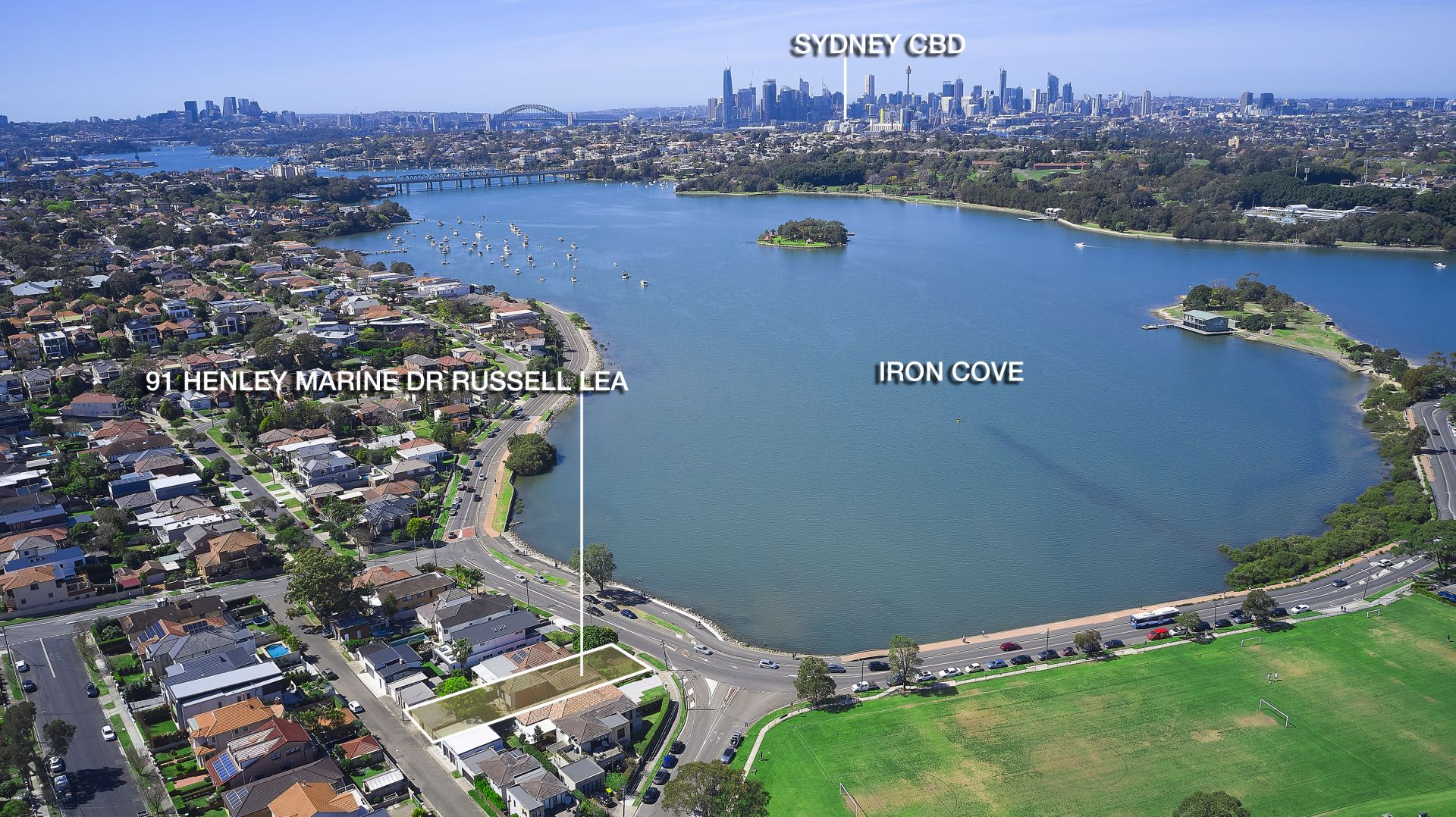 91 Henley Marine Drive, Russell Lea NSW