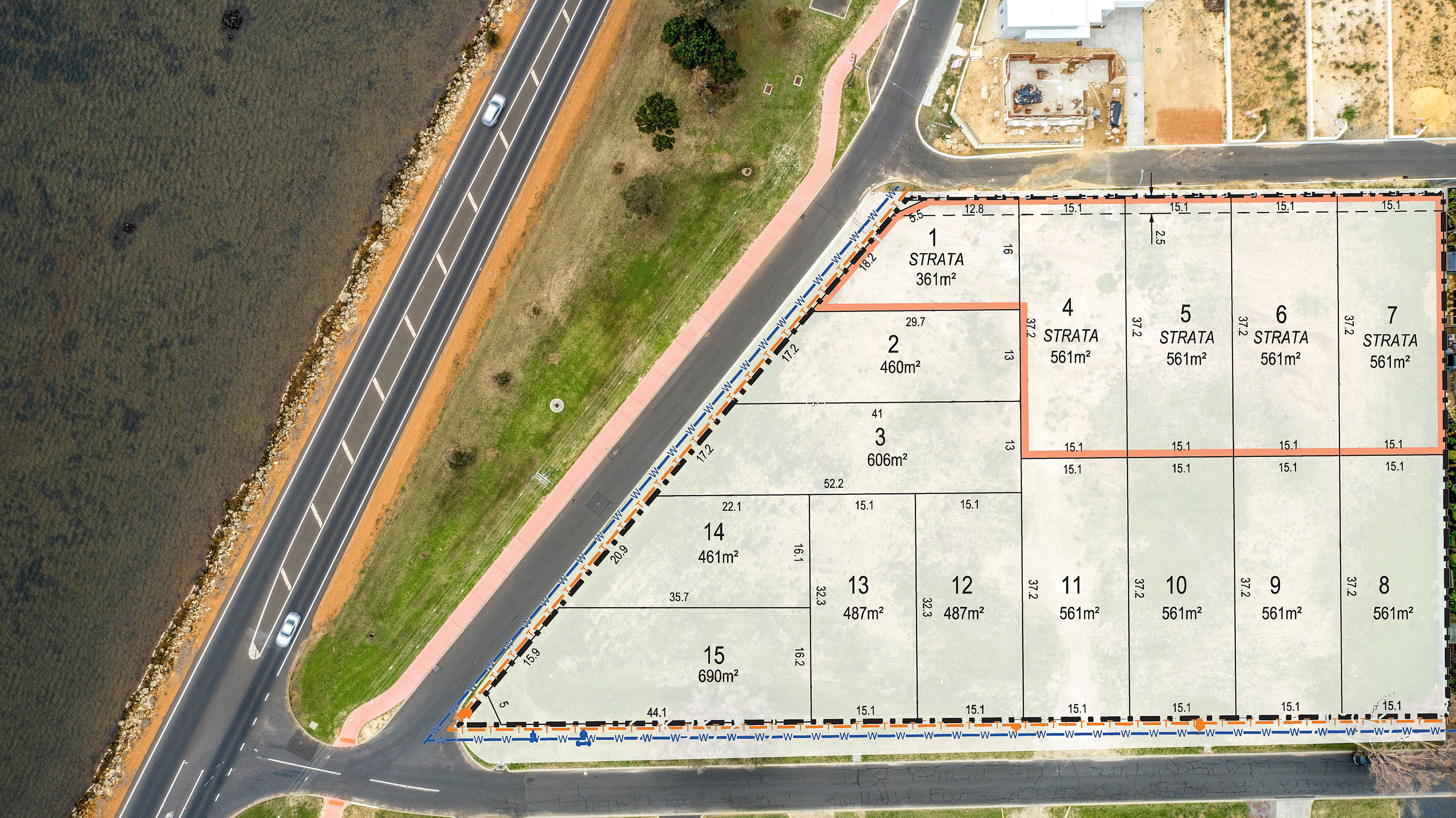 Proposed/Lot 6 Estuary Views Estate, Australind