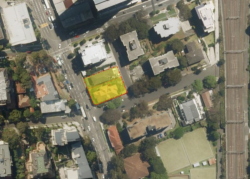 SOLD AMALGAMATED SITE SUITABLE FOR HIGH RISE DEVELOPMENT RAW