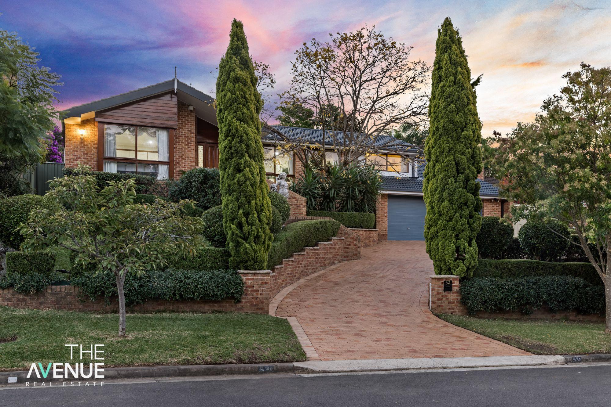 53 Alana Drive, West Pennant Hills NSW 2125