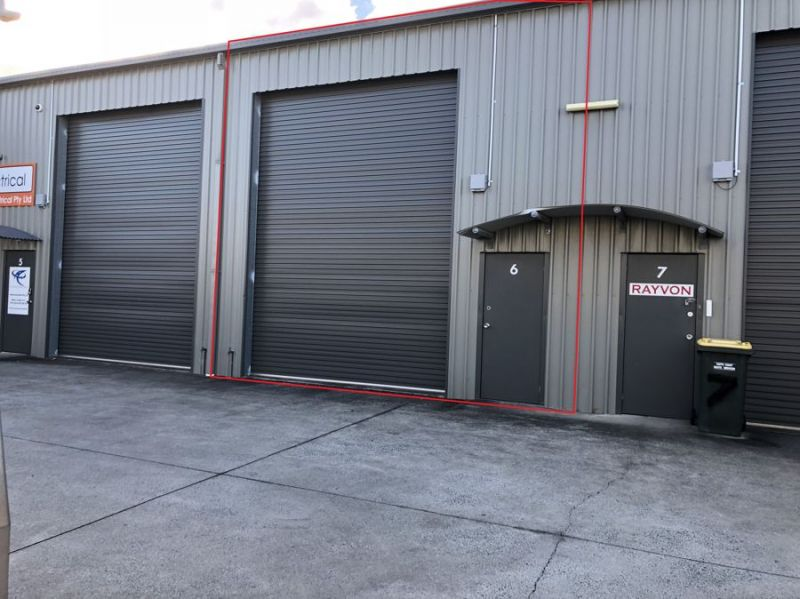 Handy Isles Industrial Estate location...Approx. 94m2