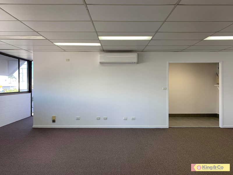 PRIME OFFICE / SHOWROOM IN COOPERS PLAINS