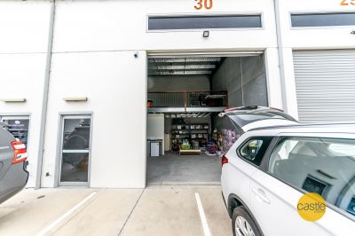 Steel River (Mayfield West)Warehouse with professional fit out.