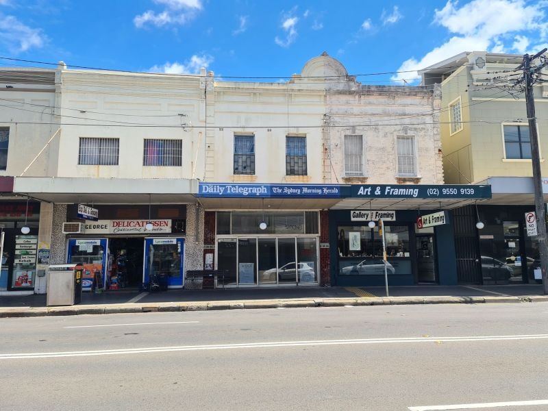 LOCATION! LOCATION! LOCATION!  Spacious, open and bare shop front for lease