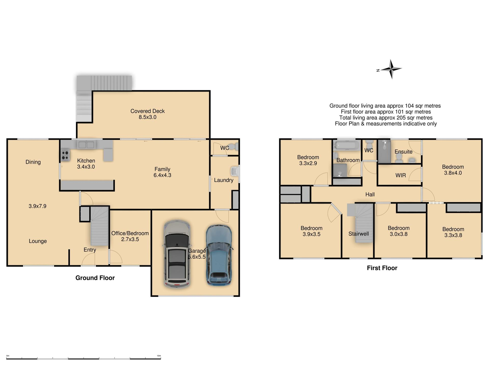 12 Redgum Ave - Floor Plan