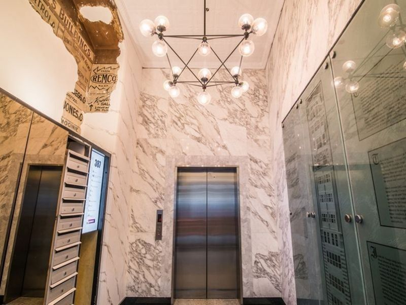 CHARACTER FILLED OFFICE WITH INTERNAL AMENITIES - SYDNEY CBD
