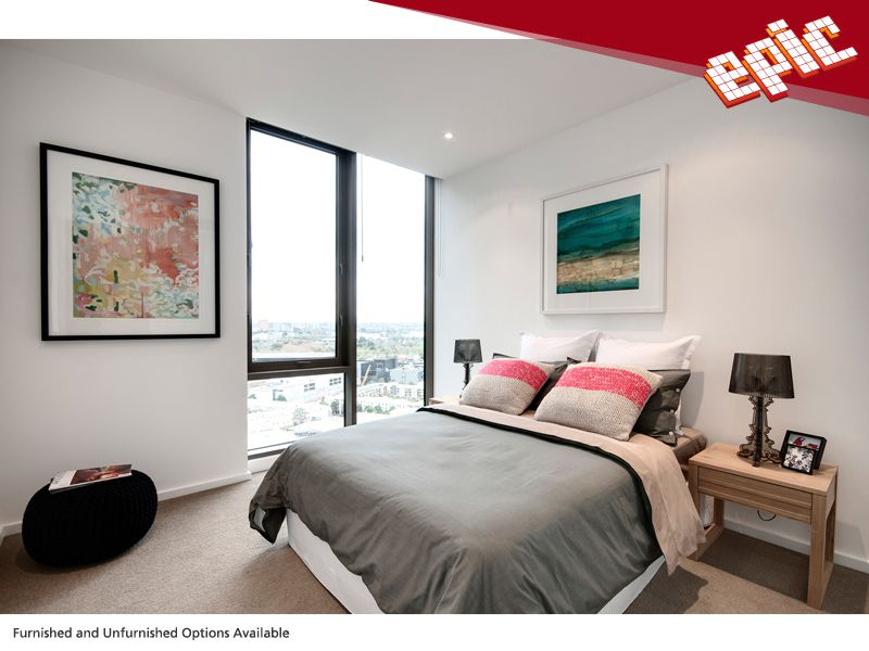 EPIC: Two Bedroom, Two Bathroom Apartment in the Heart of Southbank!