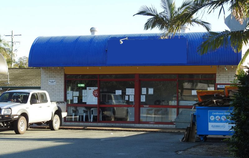 81m² Ideal Fast Food Outlet