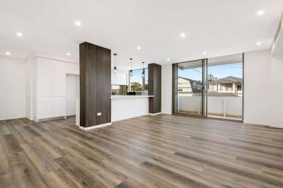 Tastefully Renovated Three Bedroom Apartment