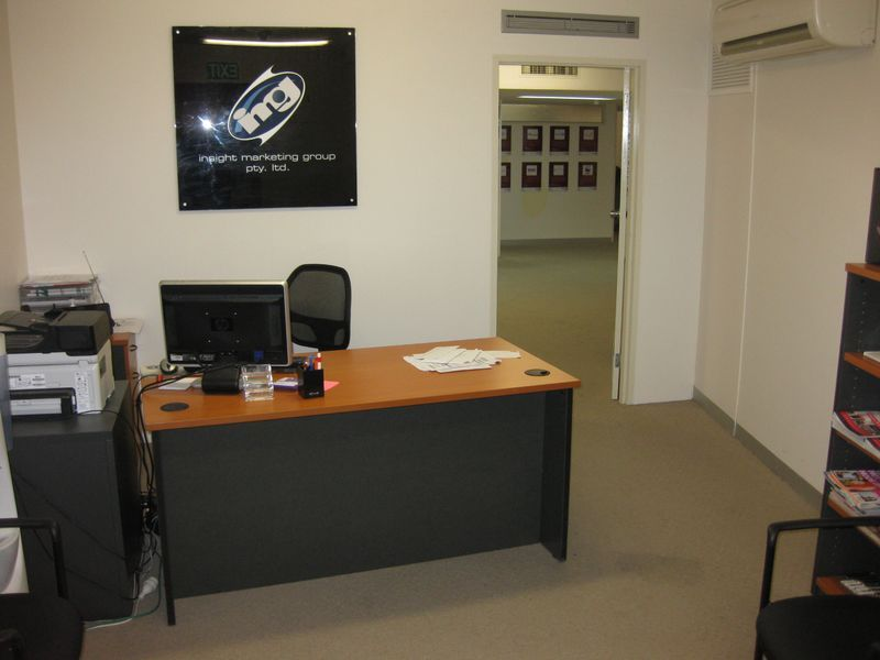 GALLERIA COMPLEX - OFFICE SUITE WITH FIT OUT