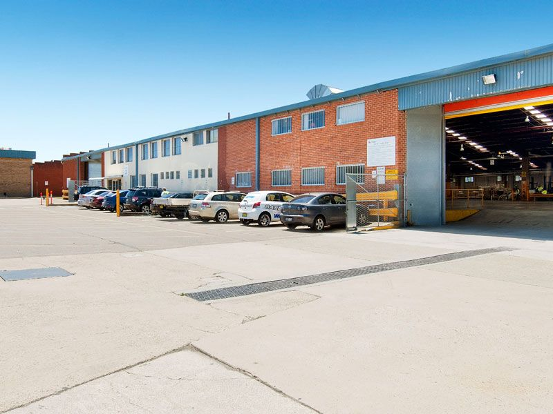 Warehouse Space Now Available in Alexandria