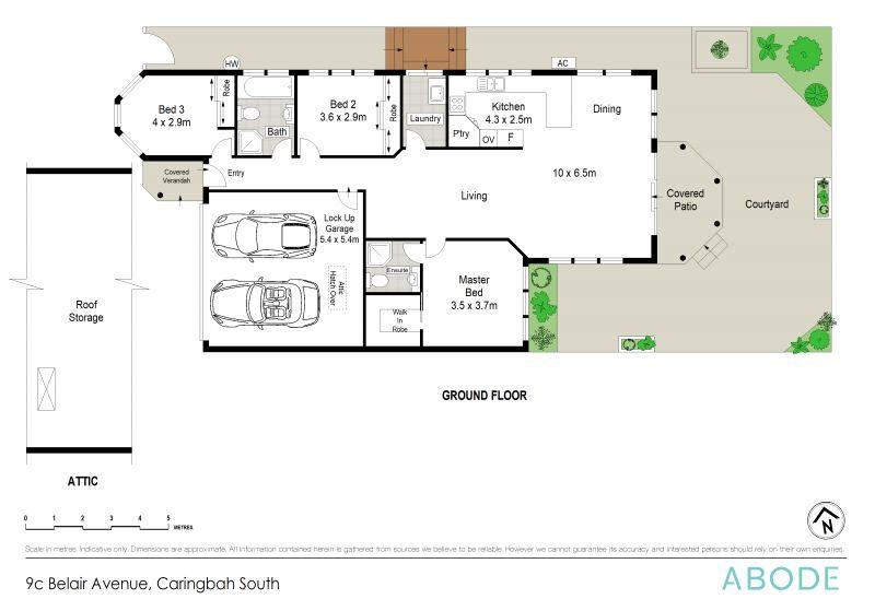 9c Belair Ave CARINGBAH SOUTH 2229